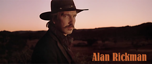QUIGLEY DOWN UNDER Alan Rickman 2