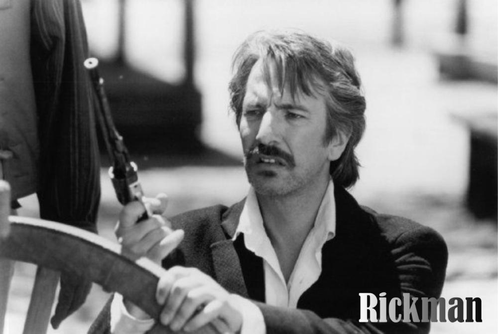 QUIGLEY DOWN UNDER Alan Rickman