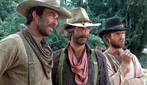 The Sacketts - Tom Selleck, Sam Elliott, Jeff Osterhage
