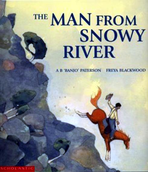 A B Paterson Snowy River