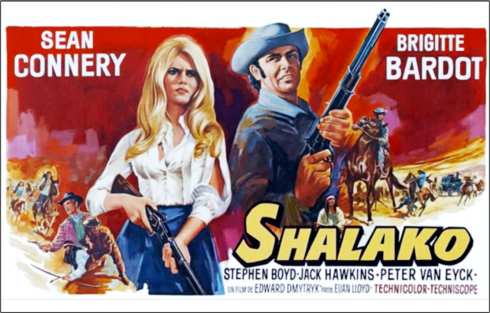 Shalako Poster 2