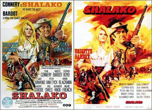 Shalako Poster 3