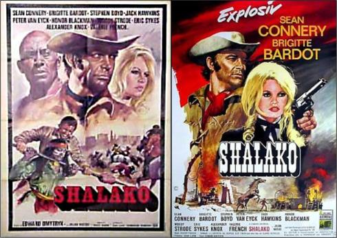 Shalako Poster 5