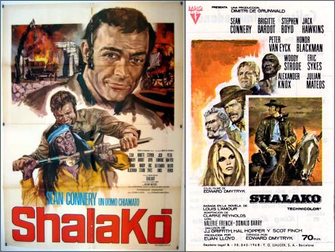 Shalako Poster 6