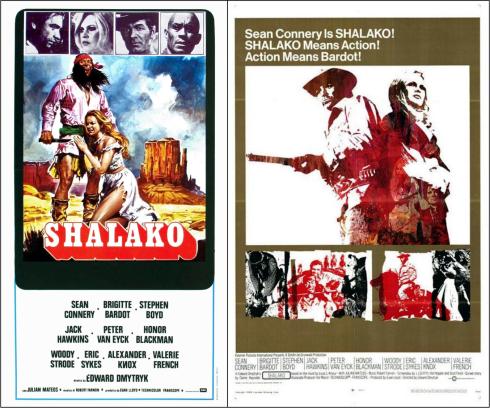 Shalako Poster 8