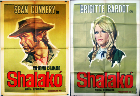 Shalako Poster 9