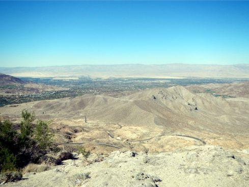 14 view of coachella valley