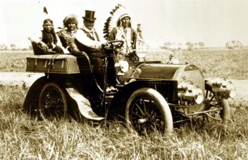 Geronimo's Cadillac