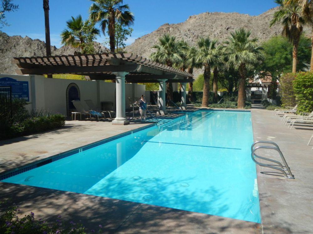 Pool ... the lap pool