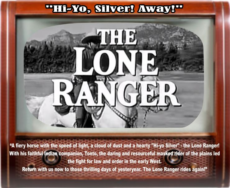 The Lone Ranger page 1