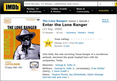 Enter the Lone Ranger 1949 3