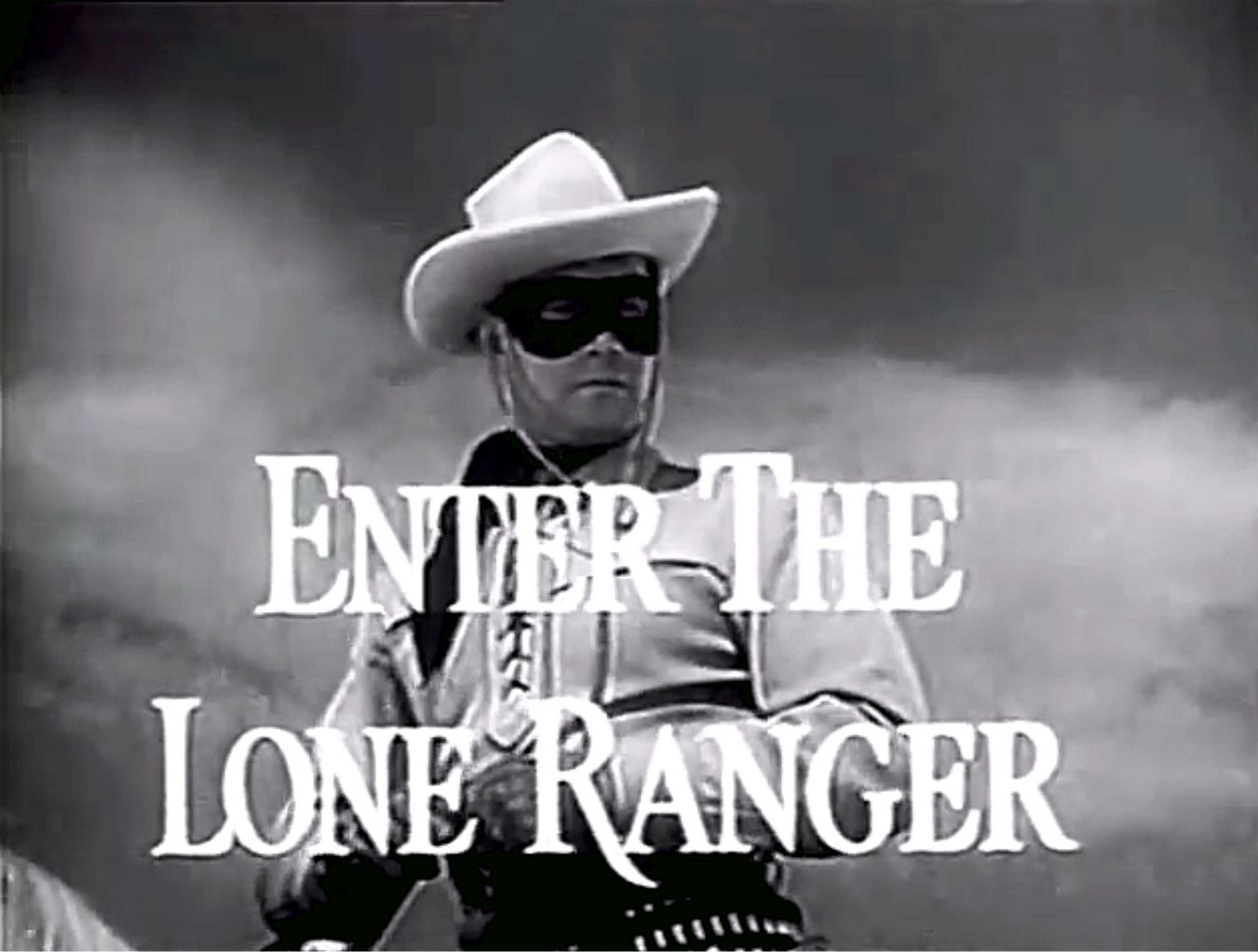 the lone ranger onward ho my favorite westerns