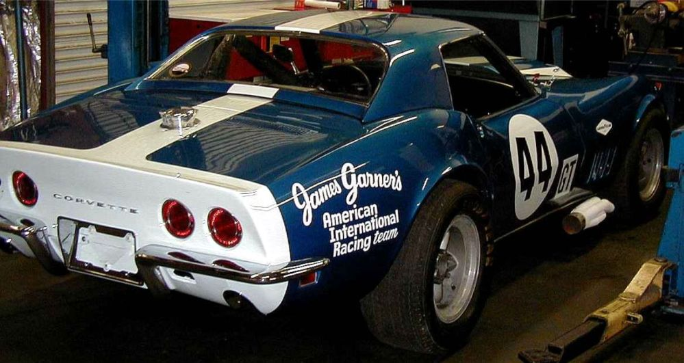 Garner Race Car