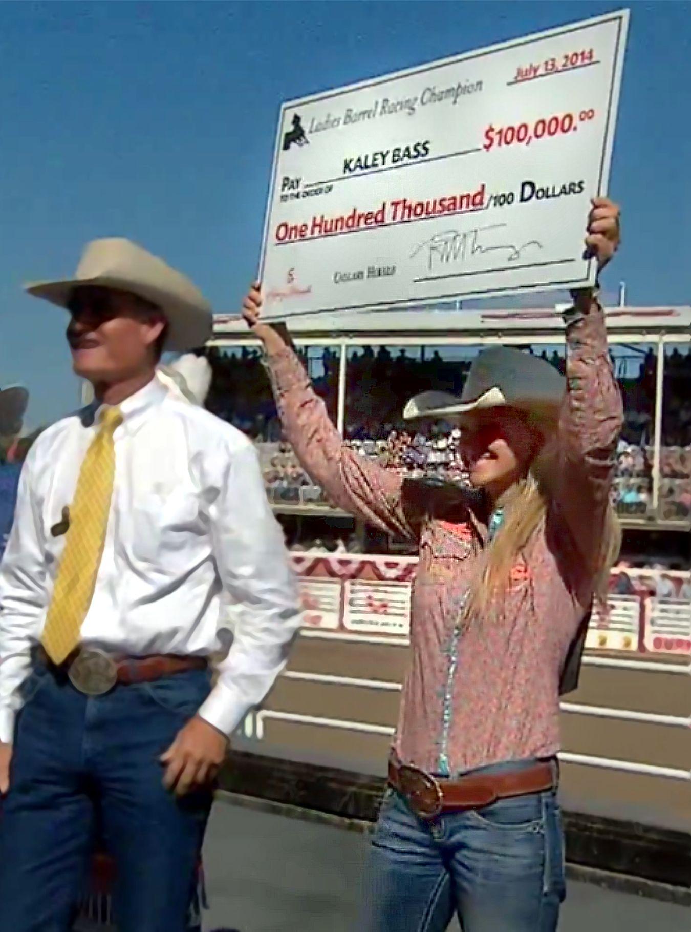 2014 Calgary Stampede Payday My Favorite Westerns