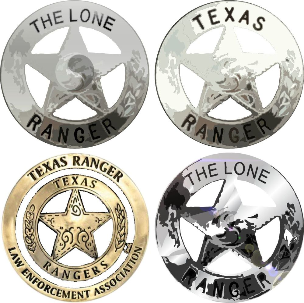 Texas Rangers badge 13