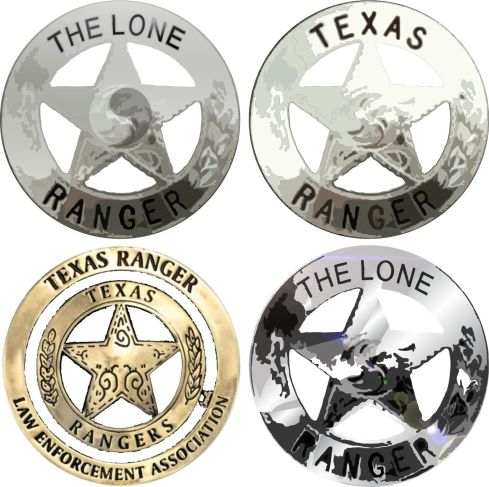 Texas Rangers badge 13