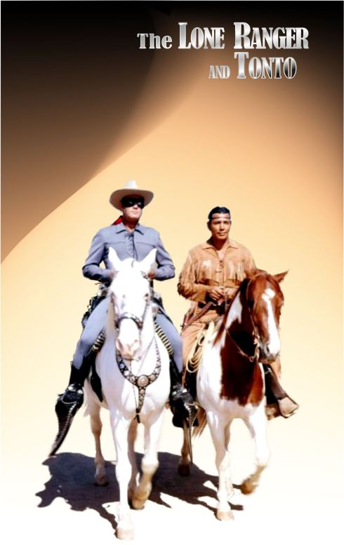 The Lone Ranger and Tonto 4