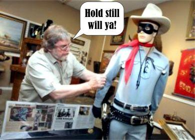 the lone ranger costume