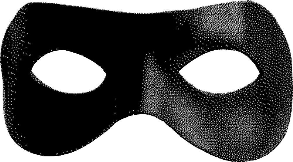 The Lone Ranger Mask