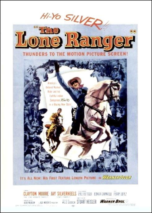 The Lone Ranger Poster 11