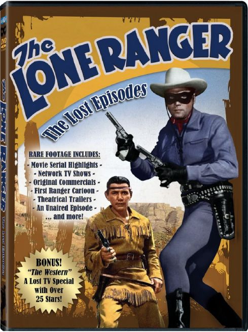 The Lone Ranger Poster 14