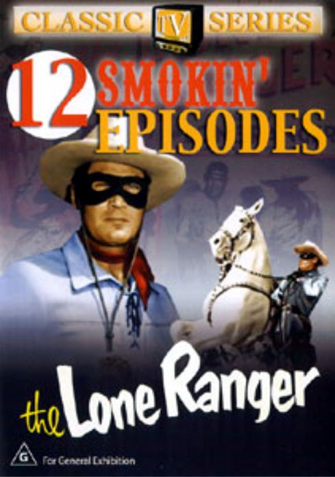 The Lone Ranger Poster 15