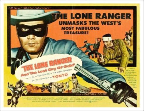 The Lone Ranger Poster 3