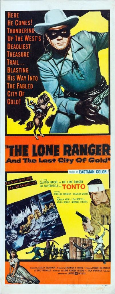 The Lone Ranger Poster 7