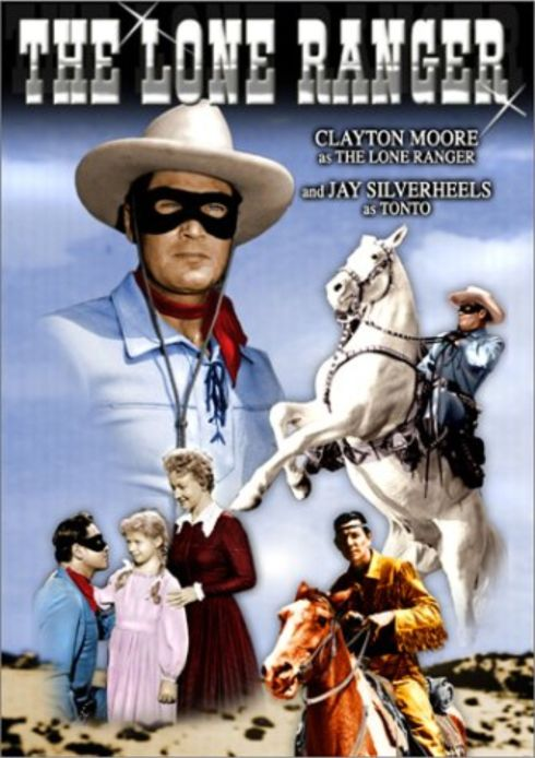 The Lone Ranger Poster 8