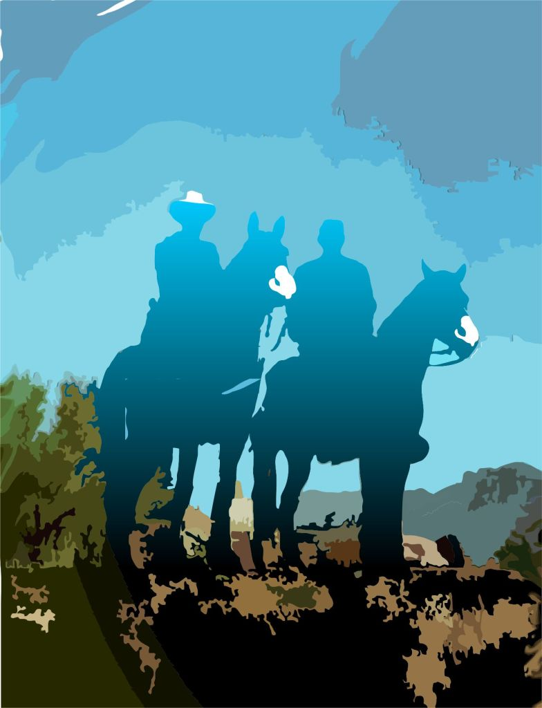 3 The Lone Ranger and Tonto 4