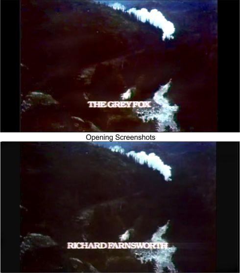 Opening Screenshots