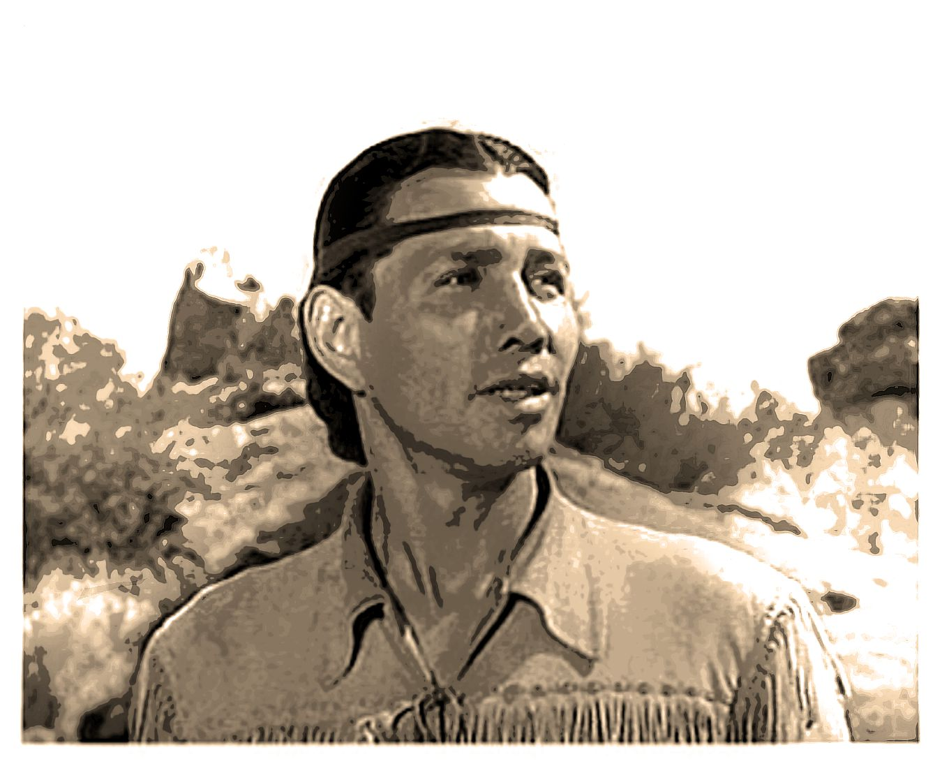 jay silverheels on johnny carson