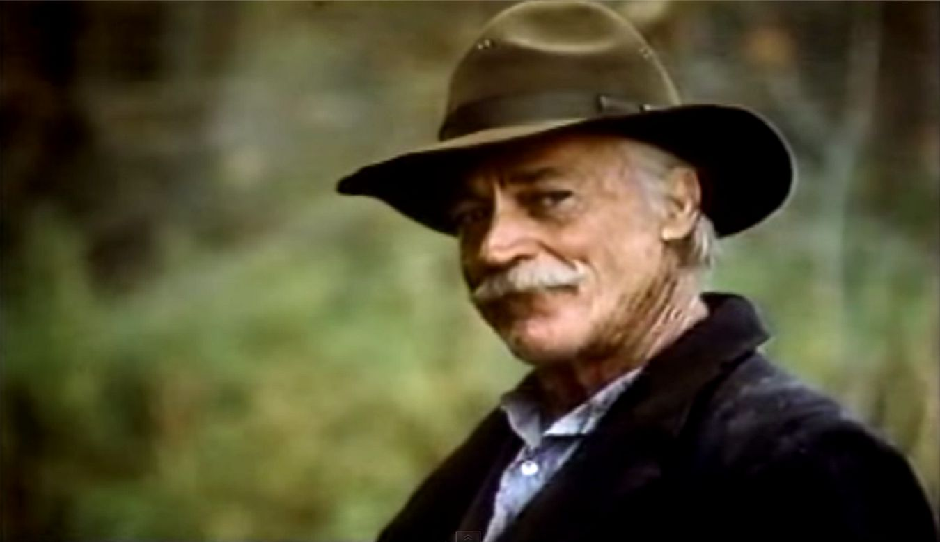 Richard Farnsworth My Favorite Westerns