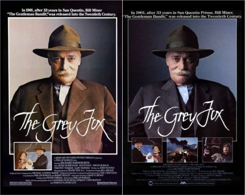 The Grey Fox Posters