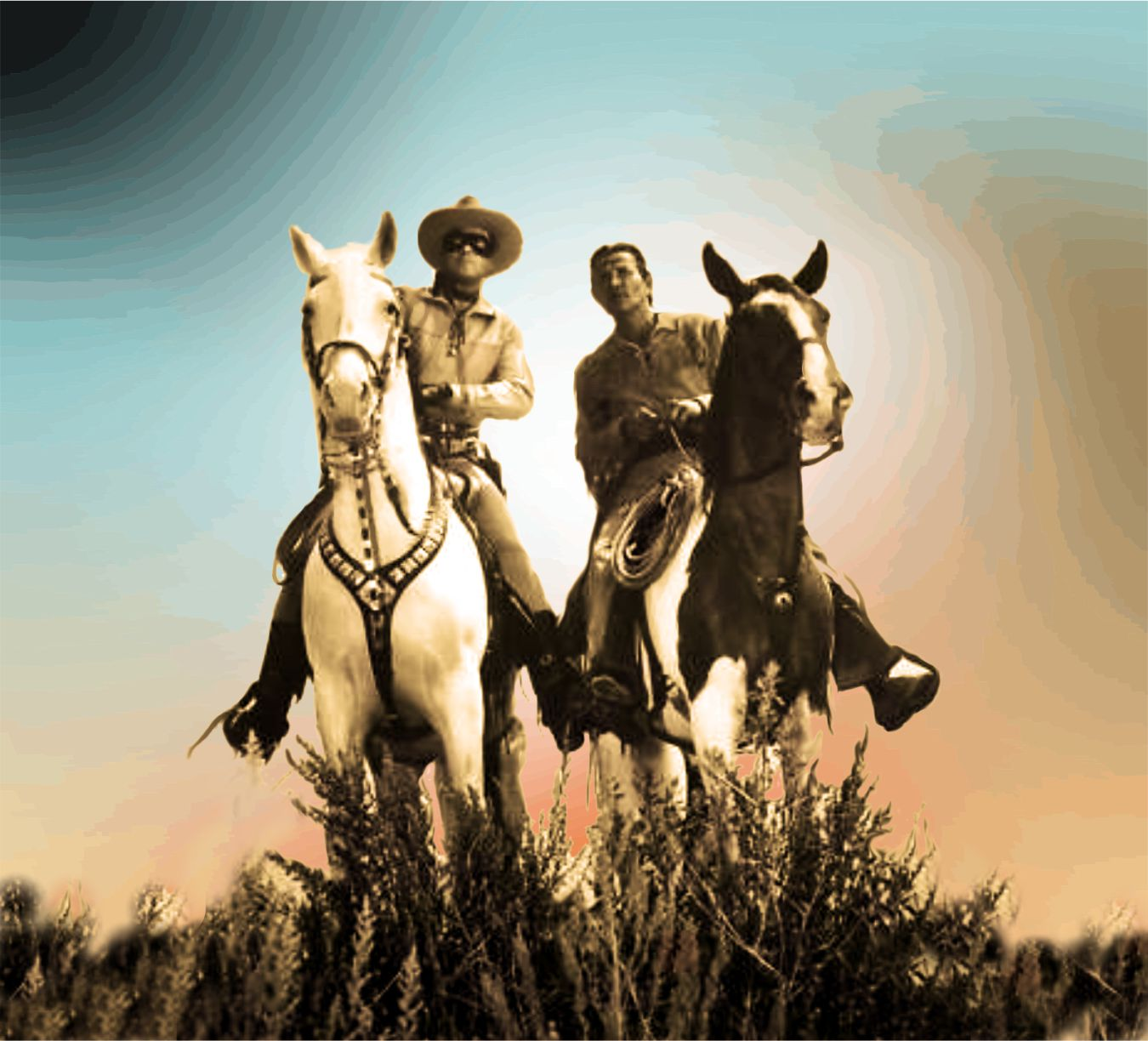 the lone ranger celebration cont my favorite westerns