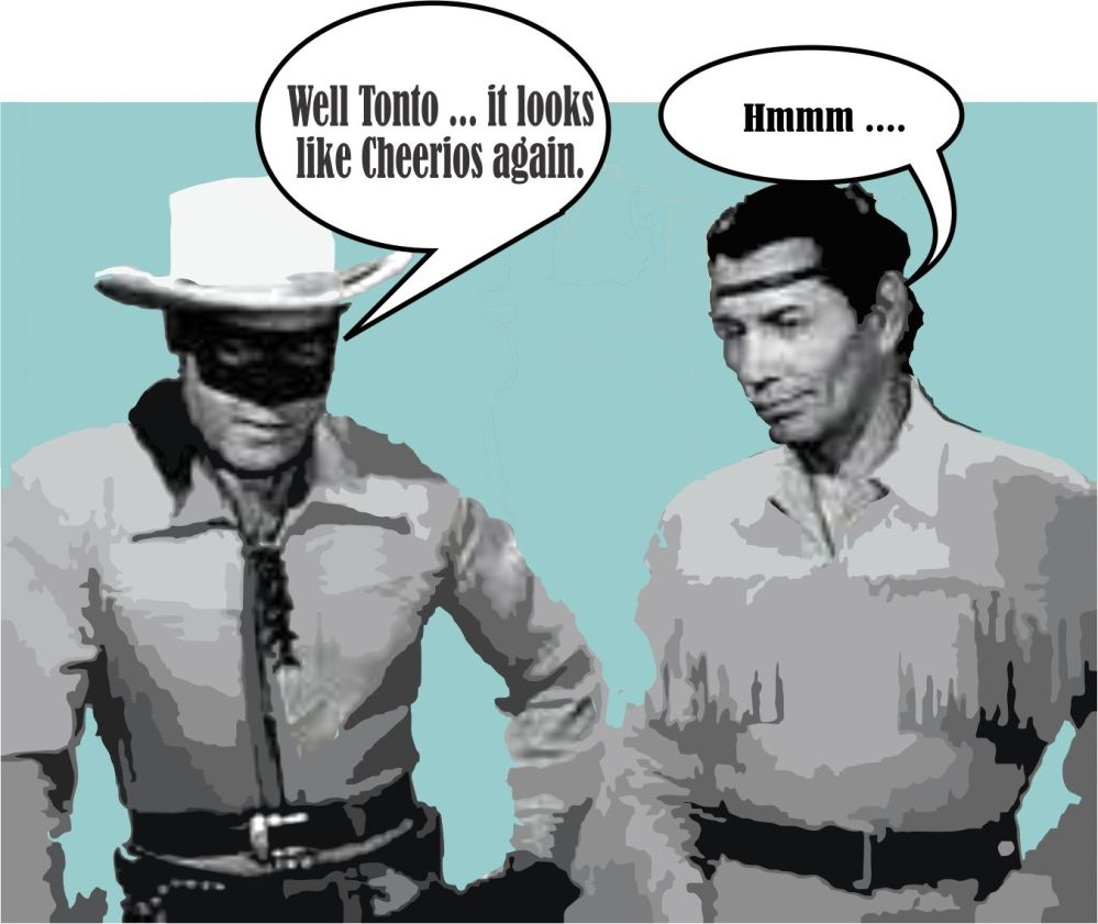 The Lone Ranger and Tonto 22