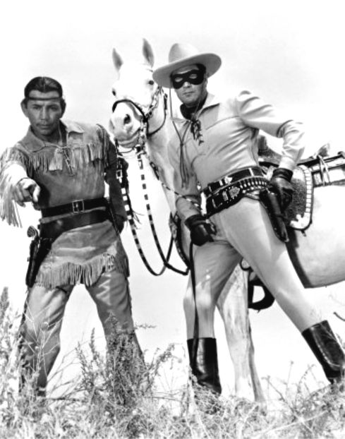 The Lone Ranger and Tonto 8