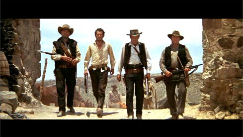 The Wild Bunch - The Walk
