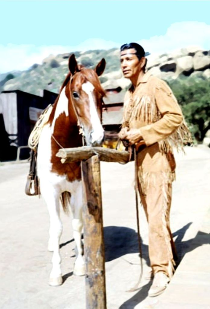 Tonto and Scout