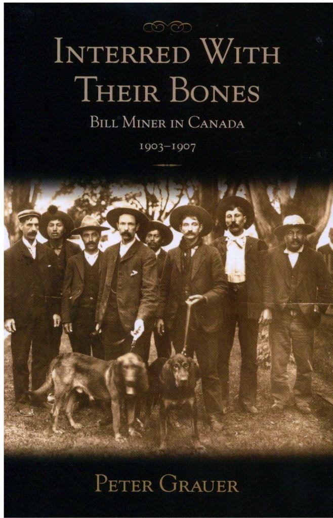 Billy Miner book 3