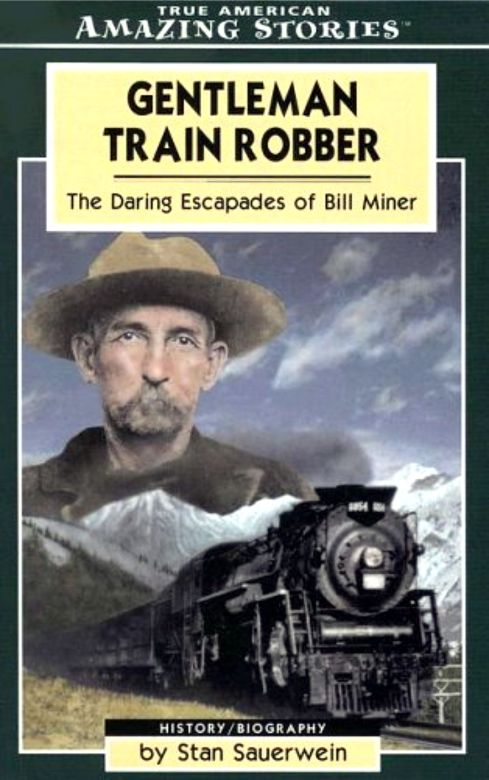 Billy Miner book