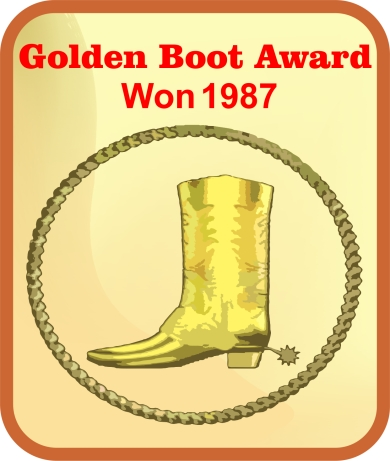 Richard Farnsworth Golden Boot