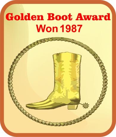 Richard Farnsworth Golden Boot