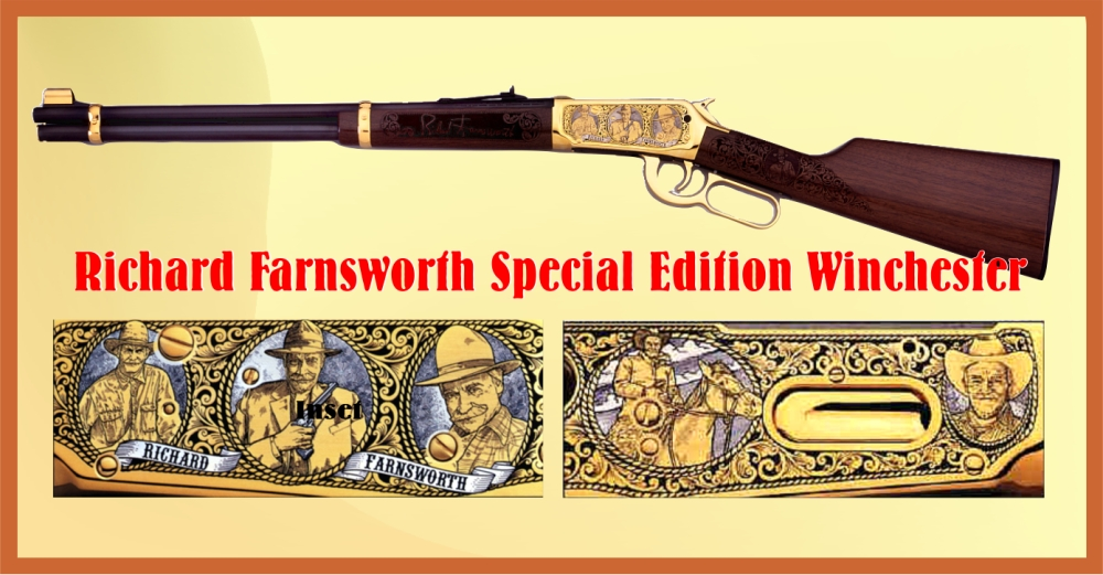 Richard Farnsworth Winchester Rifle