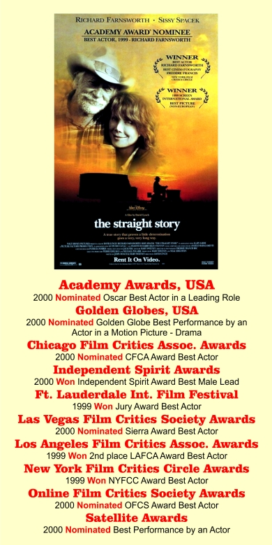 The Straight Story Award