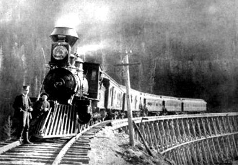 The train of dreams