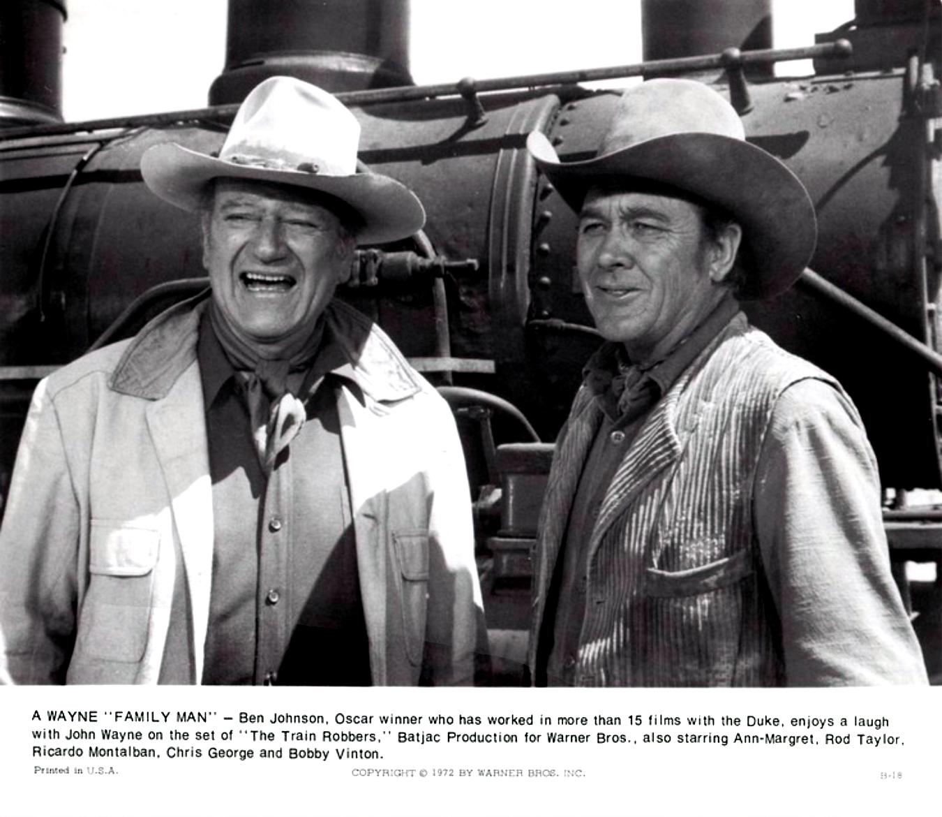 Ben Johnson My Favorite Westerns