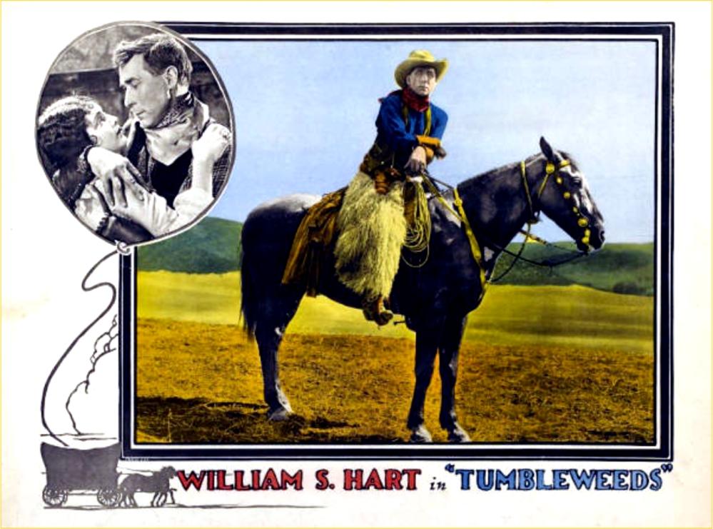 WILLIAM S HART 16