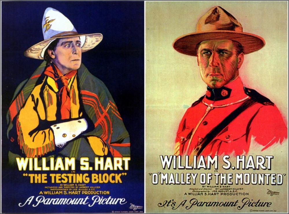 WILLIAM S HART 22
