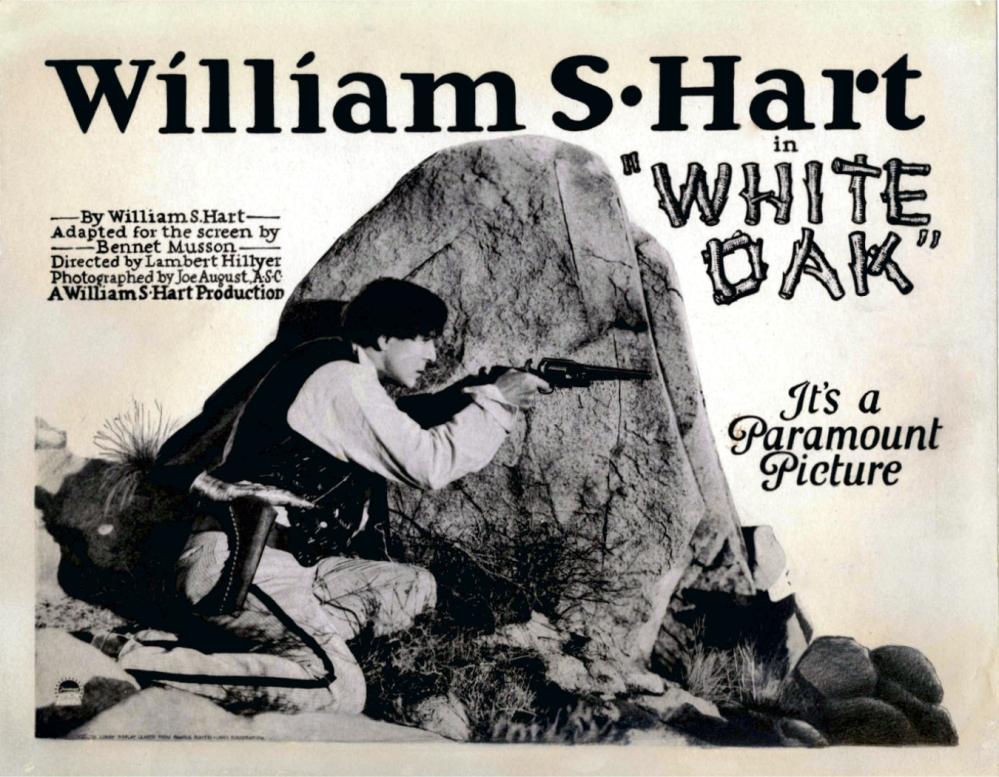 WILLIAM S HART 26
